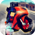 Rush Hour Traffic: Moto Racing Icon
