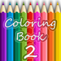 Coloring Book 2 Icon