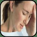 Migraine Symptoms Treatment Icon