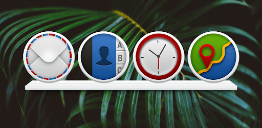 Rounded - Icon Pack apk