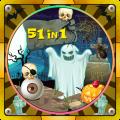 Free New Escape Games 59-Mystery Halloween Escape Icon