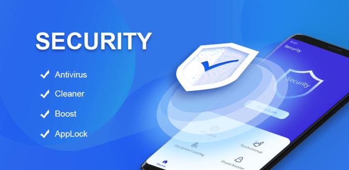 Super Antivirus–cleaner, Applock, Security,Booster apk