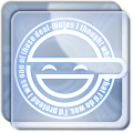 Laughing Man Live Wallpaper Icon
