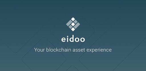 Eidoo: Bitcoin and Ethereum Wallet and Exchange apk