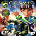 Ben 10 Ultimate Alien - Cosmic Destruction Icon