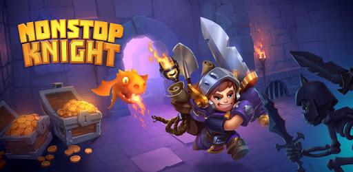 Nonstop Knight - Offline Idle RPG Clicker apk