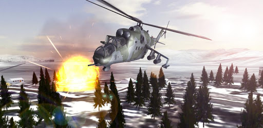 Hind - Helicopter Flight Sim apk
