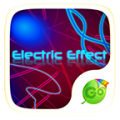 Electric Effect Keyboard Theme Icon