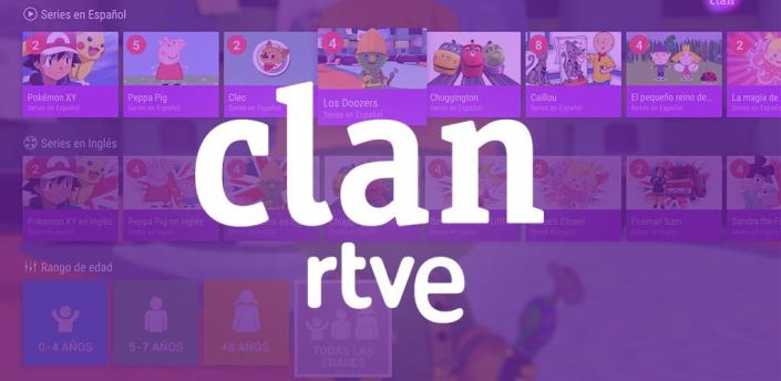 Clan RTVE Android TV apk