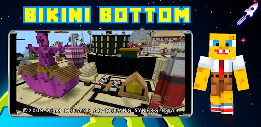 Mod Bikini Bottom 🚀Version 2019🚀 apk