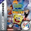 Spongebob Squarepants And Friends Unite Icon