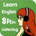 Learn English Listening and Speaking Icon