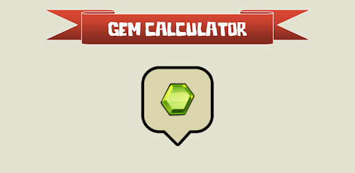 🏰 Gem Calculator for Clash of Clans apk