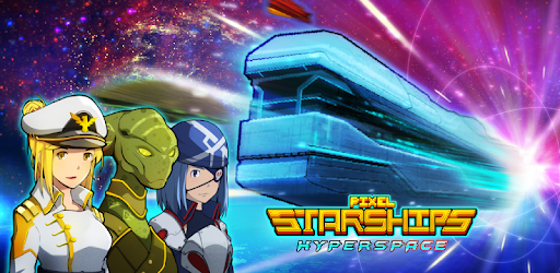 Pixel Starships™ : Hyperspace apk