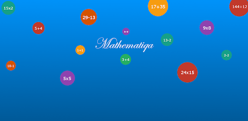 Mathematiqa - Brain Game, Puzzles, Math Game apk