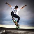 Skateboard game Icon