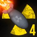 Nuclear Bomb Simulator 4 Icon