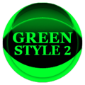 Green Icon Pack Style 2 ✨Free✨ Icon