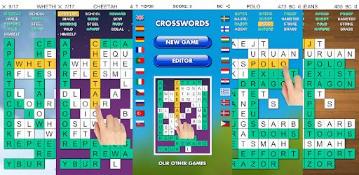 Crosswords Word Fill PRO apk