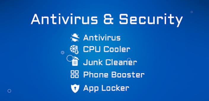 Antivirus & Security - Virus Remover & CPU Cooler apk