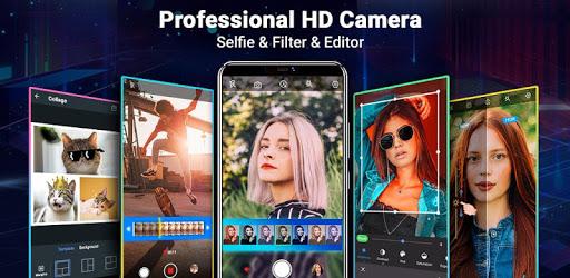 HD Camera Pro & Selfie Camera apk