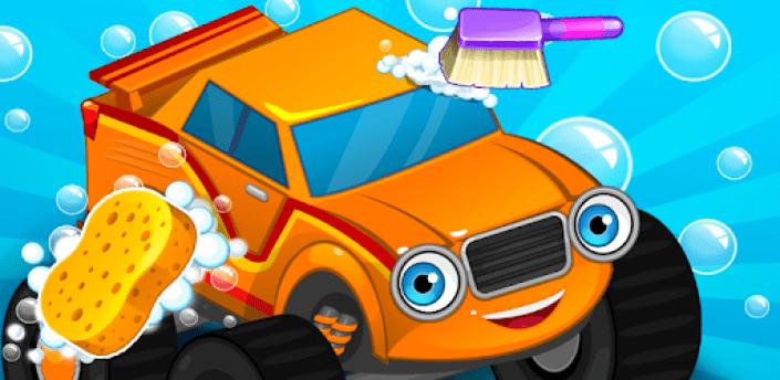 Car Wash - Monster Truck apk