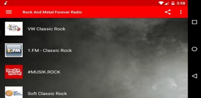 Rock And Metal Radio apk