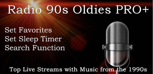 90s Music Oldies Radio 📻🎶 apk