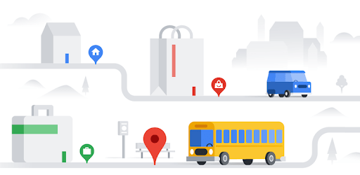 Google Maps Go – Directions, Traffic & Transport apk