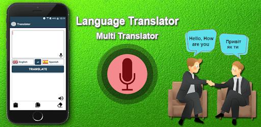 Free Voice Translation - All Languages Translator apk