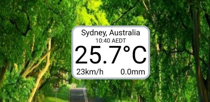 weeWX Weather App apk