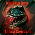 Dinosaur Hunt: Africa Contract Icon