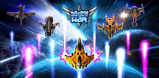 Galaxy Airforce War apk