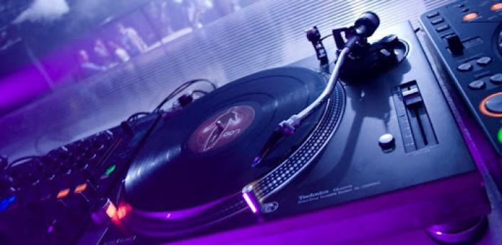 Electronic radio Dance radio apk