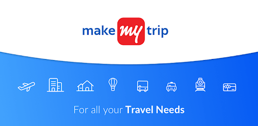 MakeMyTrip-Flights Hotels Cabs IRCTC Rail Bookings apk