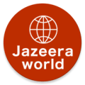 Jazeera World: Al Jazeera News App Icon