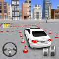 Crazy Driver Parking New Game 2019 - Car Games Icon