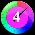 Color Days Widget Icon