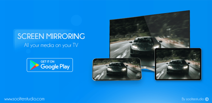 Screen Mirroring - Miracast for android to TV apk