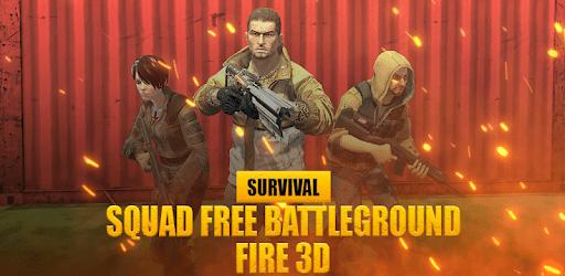 Survival Squad Free Battlegrounds Fire 3D apk