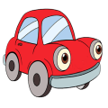 Used Car Sale and Buy –Old Car, Second Hand Car Icon