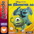 Die Monster AG Advance Power Icon