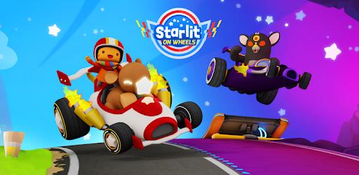 Starlit On Wheels: Super Kart apk