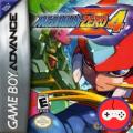 Mega Man Zero 4 Icon