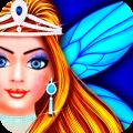 Fairy Doll - Fashion Salon Makeup Dress up Game Icon