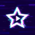 Star Glitch Video - Video Editor For Tiktok Icon