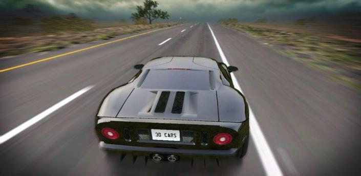 3D Car Live Wallpaper Lite apk