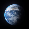 Super Wallpaper - Earth Icon