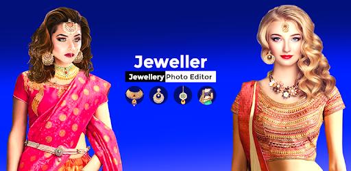 Jeweller - women makeup, HairStyles, Jewellery app apk