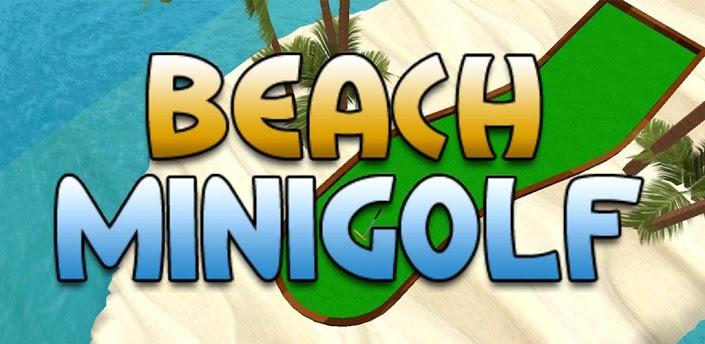 Beach Mini Golf apk